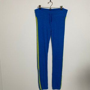 Dream Scene by Wildfox Blue Striped Sweatpant Jog